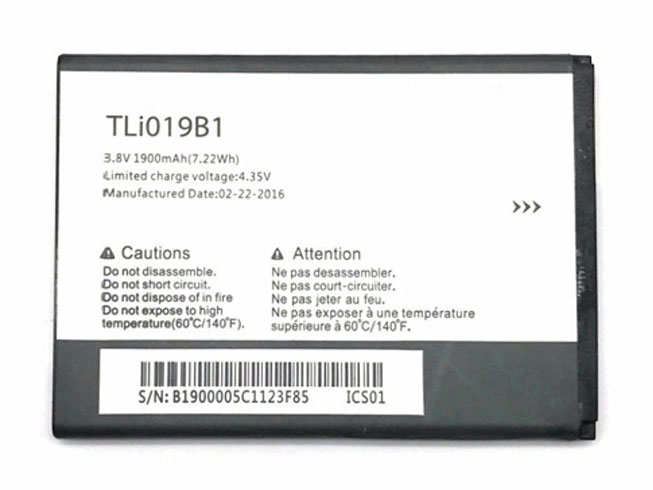 Alcatel TLI019B1