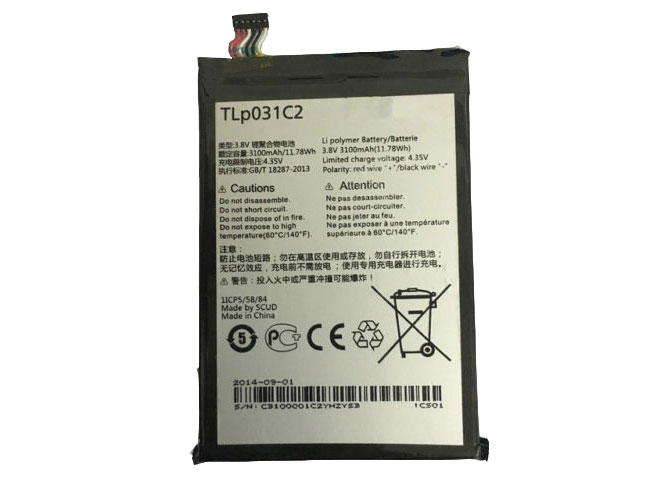 Alcatel TLp031C2